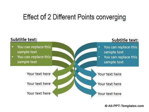 Cause Effect Converging Arrows