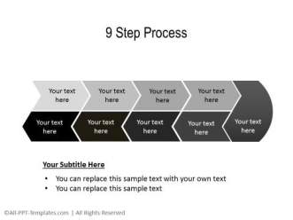 9 Step PowerPoint Process