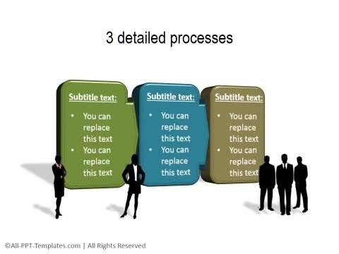 3D PowerPoint Process 08