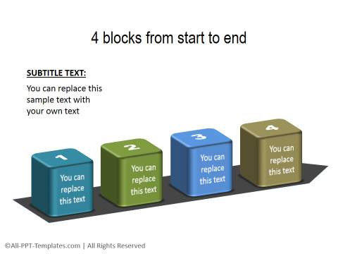 3D PowerPoint Process 12