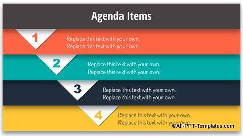 Agenda Slide