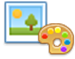 Background Themes Icon