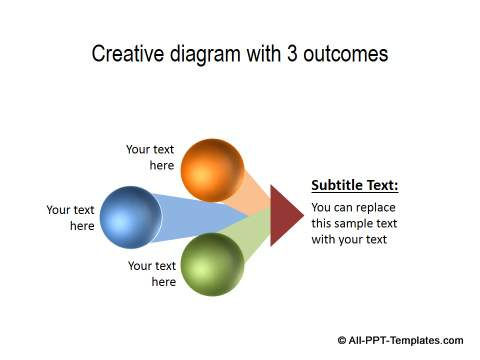 Creative PowerPoint Cause Effect 04