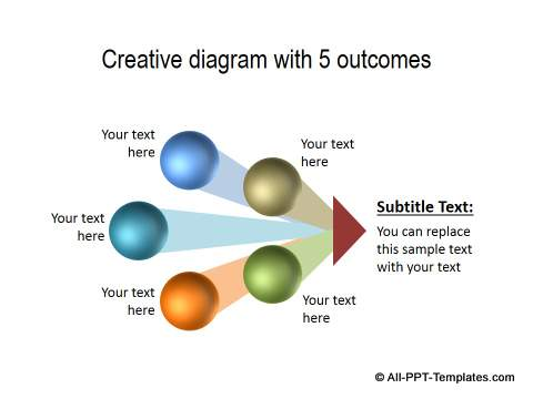 Creative PowerPoint Cause Effect 06