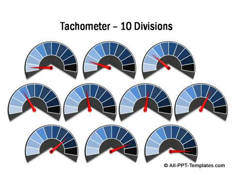 Tachometer Infographic