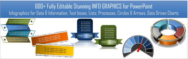 Fully Editable Infographics Banner