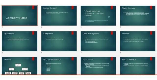 Ion PowerPoint Theme