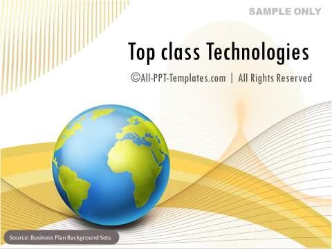Corporate Presentation Title Slide : After