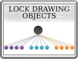 Lock Drawing Mode