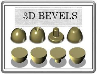 PowerPoint 3D Bevel
