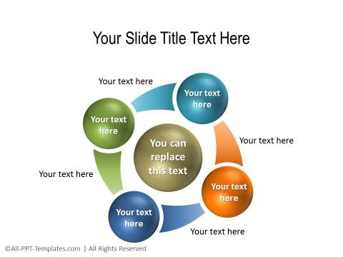 PowerPoint 3D Circle 15