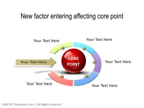 PowerPoint 3D Circle 27