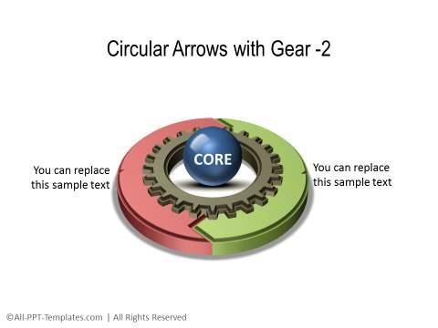 PowerPoint 3D Core 07