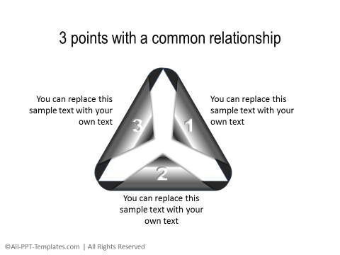 PowerPoint 3D Relationship 03