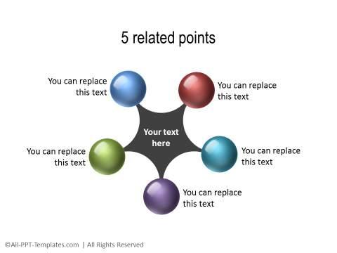 PowerPoint 3D Relationship 05