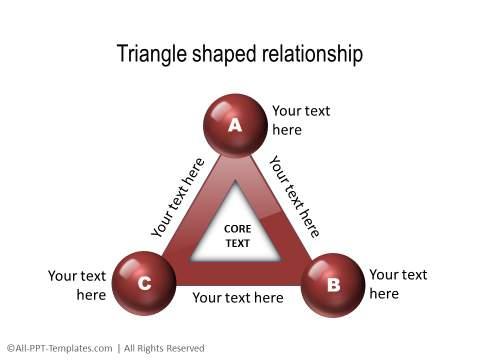 PowerPoint 3D Relationship 07