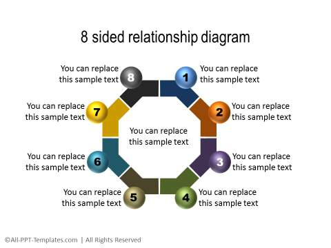 PowerPoint 3D Relationship 11