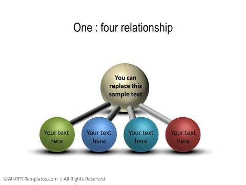 PowerPoint 3D Relationship 16