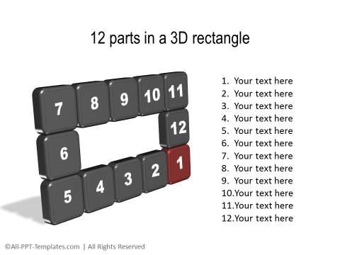 PowerPoint 3D Relationship 19
