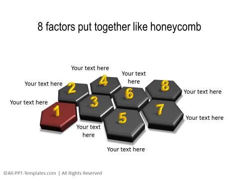 PowerPoint 3D Relationship 23
