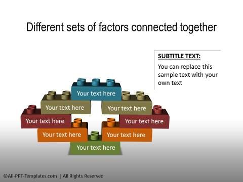 PowerPoint 3D Relationship 27