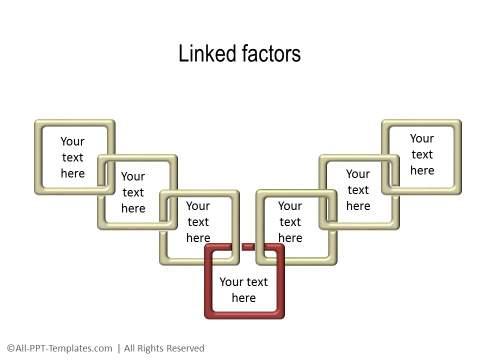 PowerPoint 3D Relationship 31