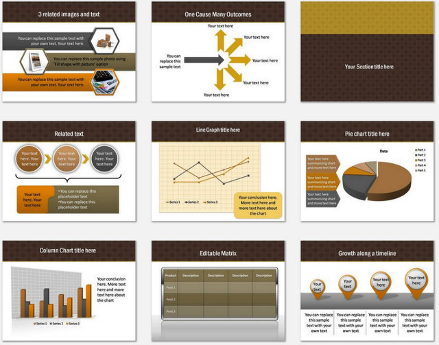 academic presentation template