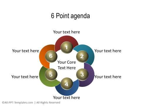 PowerPoint Agenda 20