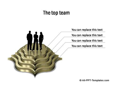 The top team award