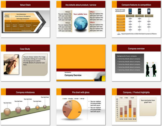 PowerPoint Be Different Charts 02