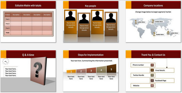 PowerPoint Be Different Charts 03