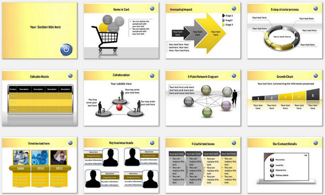 PowerPoint Breakthrough Charts 2