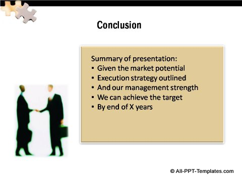 PowerPoint Business Solution 23