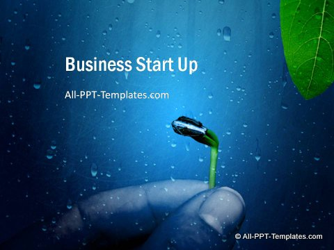 PowerPoint Business Start Up 01