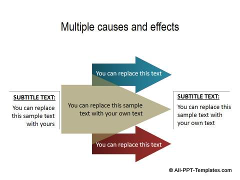 PowerPoint Cause Effect 10