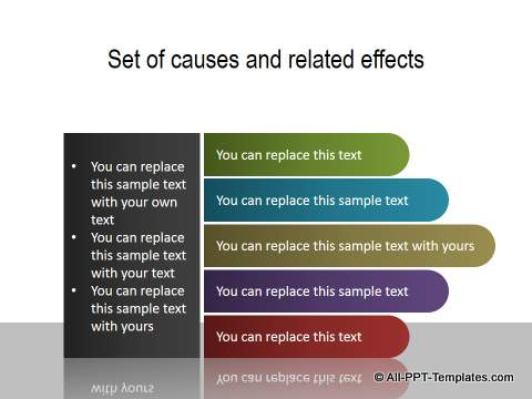 PowerPoint Cause Effect 12