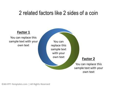 PowerPoint Segmented Circle 07