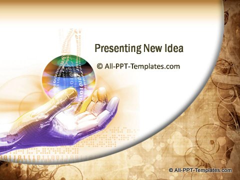 Powerpoint creative new idea template creative new idea template 01 toneelgroepblik Gallery
