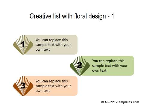 PowerPoint Creative List 22