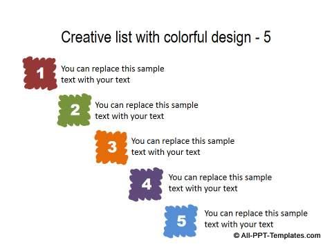 PowerPoint Creative List 26