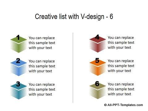 PowerPoint Creative List 27