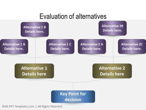 PowerPoint Decision Tree 12