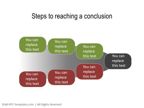 PowerPoint Decision Tree 16