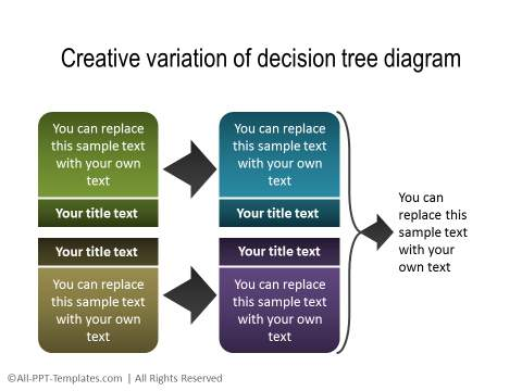 PowerPoint Decision Tree 21