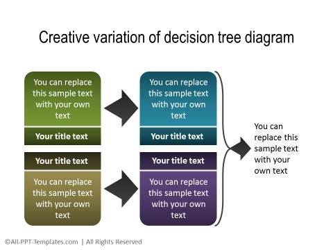 PowerPoint Decision Tree 21