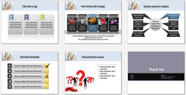 Education Basics Pptx Charts 3