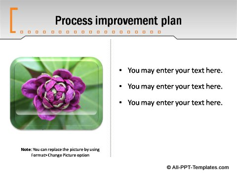 Pptx Formal Report slide text