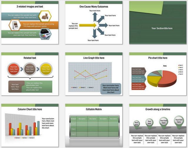 Powerpoint fresh ideas template download powerpoint fresh ideas template toneelgroepblik Image collections