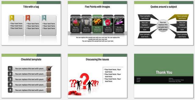 Fresh Ideas Pptx Charts 3