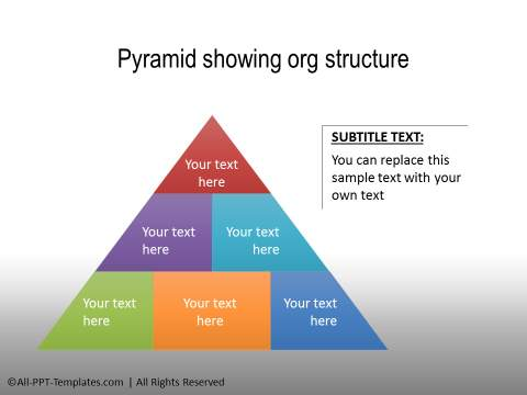 PowerPoint Hierarchy 12